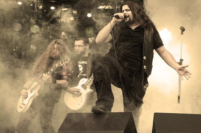 Blessed Hellride - Bastards & Outlaws the Album