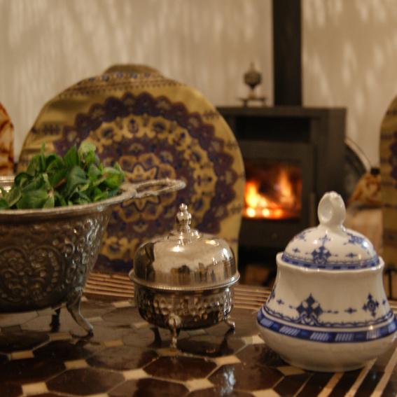 Soirée marocaine für 30 Personen