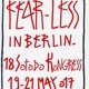 Fear - Less in Berlin / S.P. 38 (Sylvian Perrier)