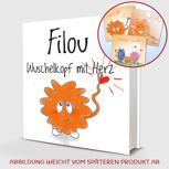 Buch aus der Erstauflage mit 12 Stickern