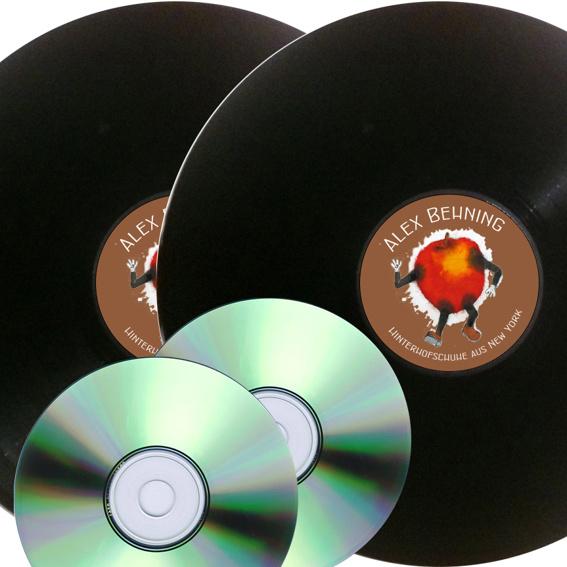 Zweierpack LP inkl. CD (signierte und limitierte Auflage)