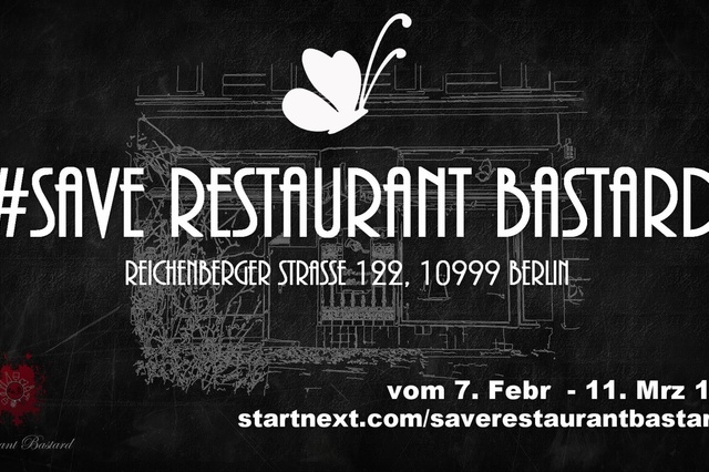 #SaveRestaurantBastard