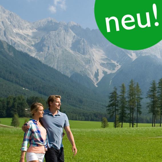Weekend in Tiroler Sonne + Abo