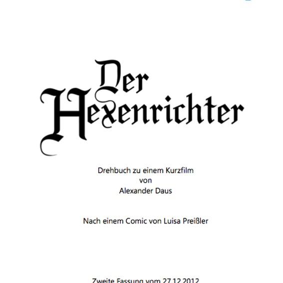 FILM PREMIERE + DVD mit Widmung + COMIC + Nennung im Abspann + ORIGINALDREHBUCH der Regisseurin