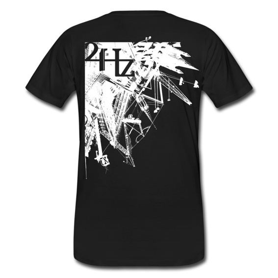24Hz t-shirt (fair trade & organic)
