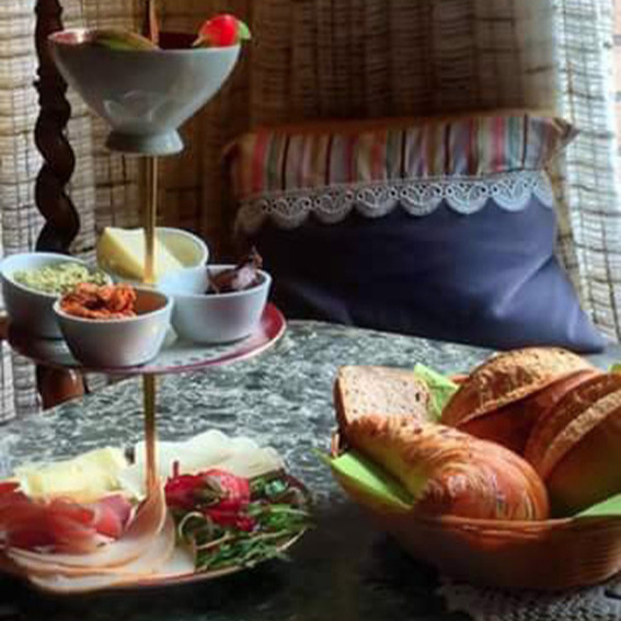 Fridolin-Frühstück für 2
