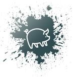 Glücksschwein Memory Spiel