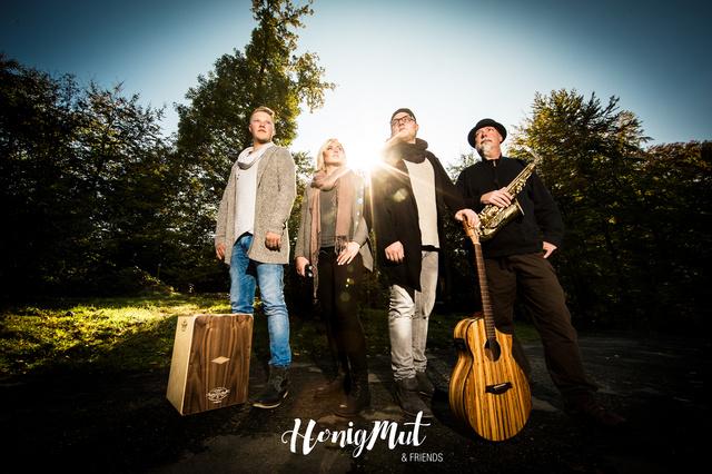 HonigMut - Erste EP