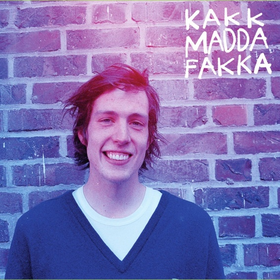 "KAKKMADDAFAKKA ""Hest"" (CD)"