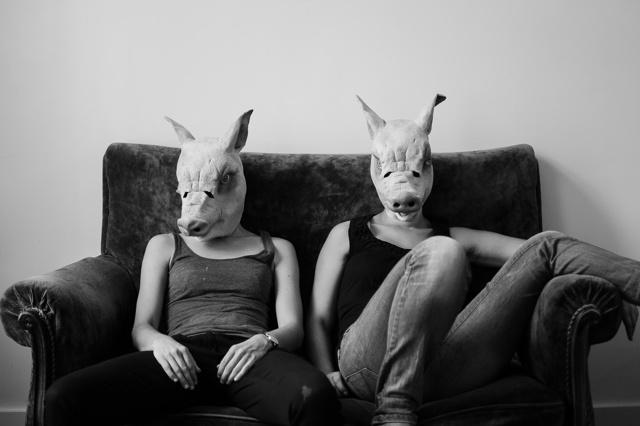 We Are The Pigs - Ein Road Trip ins Epizentrum der Krise