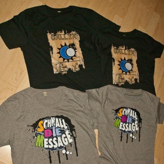 Callya - Der Erzähler / Kleiner Mensch - Shirt