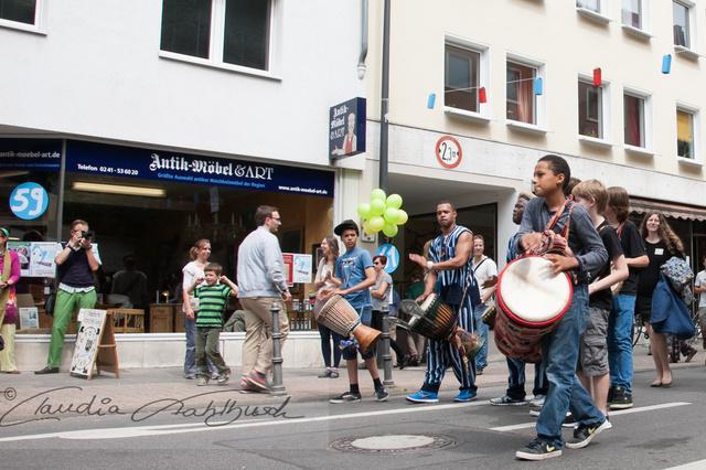 LOTHRINGAIR - Eine Straße macht KULTUR