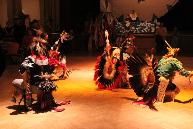 28.Winterpowwow Indianisches Tanzfest in Radebeul