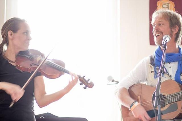 New Album Yopi and Lotta: Namasté Pachamama