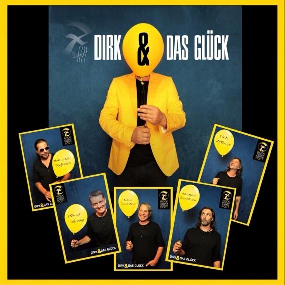 DIRK & DAS GLÜCK reloaded
