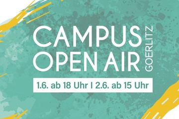 Campus Open Air Görlitz 2017