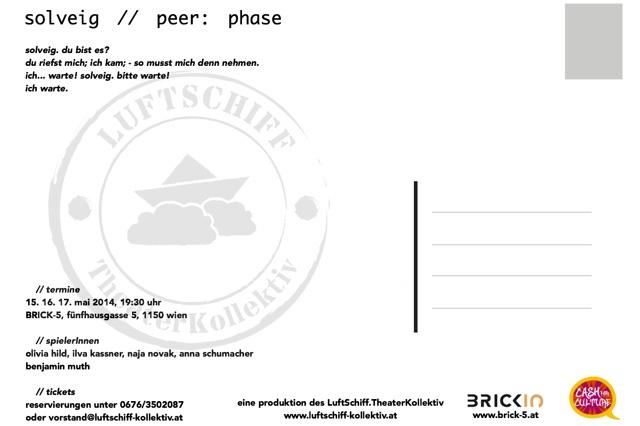 solveig // peer: phase