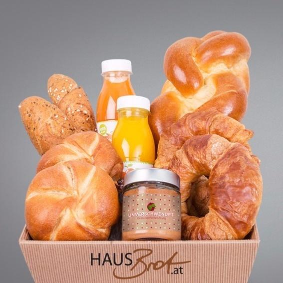 Frühstück frisch geliefert: Klassik (in Wien)