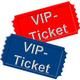 Tandem-VIP-Konzerteintrittskarte