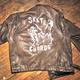 Lederjacke / Leather jacket