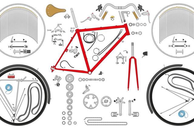 Erweiterte Neuauflage meines Fahrradbuches