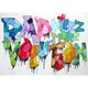 Handgezeichnetes Graffiti mit deinem Namen / Wunschnamen