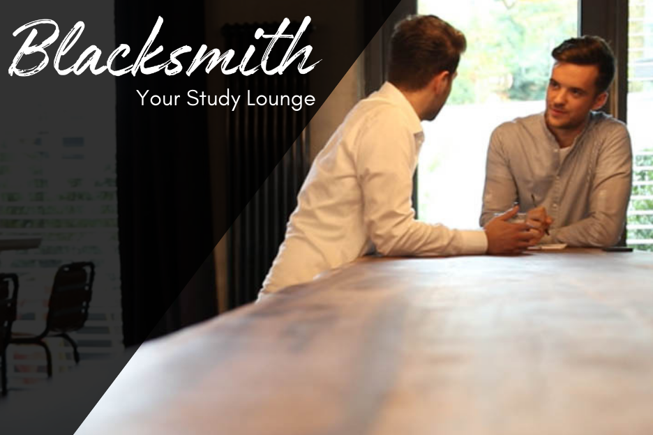 Blacksmith Your Study Lounge