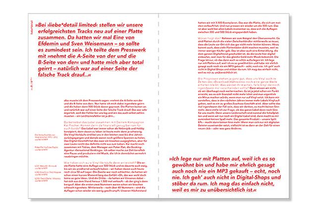 Beyond Plastic – ein Mixtape in Buchform.