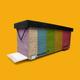Eine BienenBox in deiner Farbe