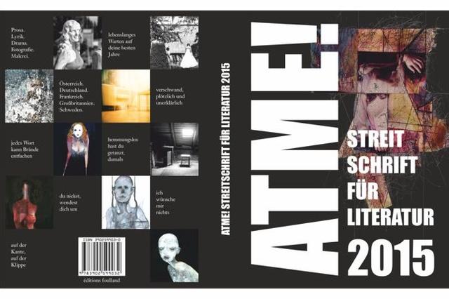 ATME! Streitschrift für Literatur