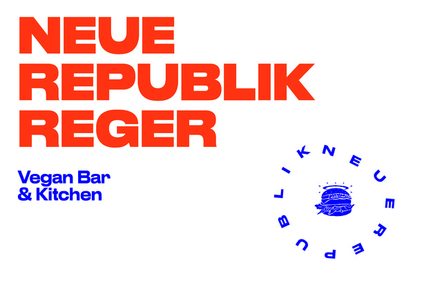 Neue Republik Reger - Vegane Bar & Küche