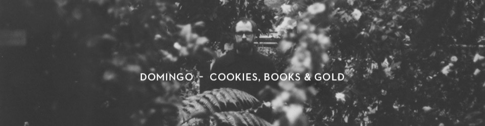 Domingo - Cookies, Books & Gold (Album 2015)