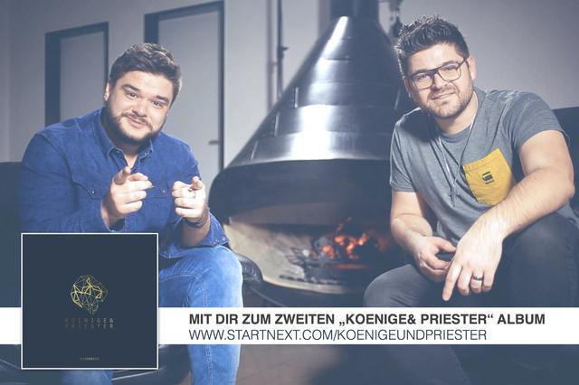 KOENIGE & PRIESTER - MIT EUCH ZUM 2.ALBUM
