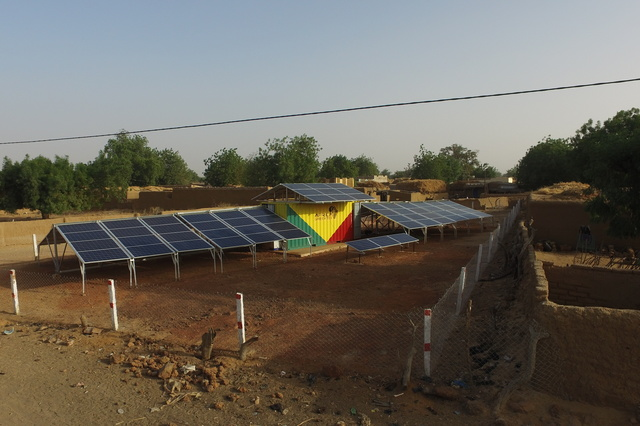 Barikama - Energie für Afrika (Ein Dokumentarfilm)