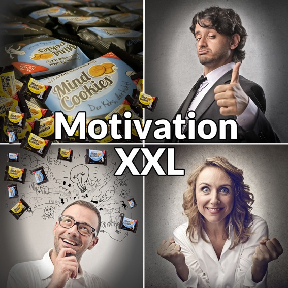 Motivation XXL - Der Business-Turbo!