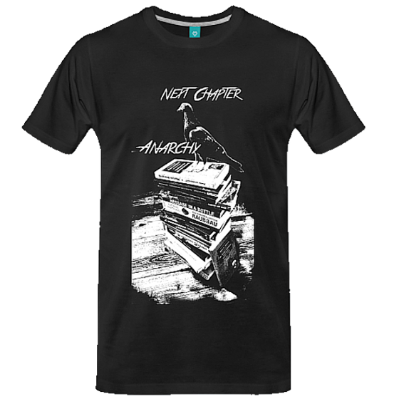 Black-Pigeon-T-Shirt