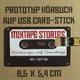 MIXTAPE STORIES - Das Hörbuch auf USB-Stick