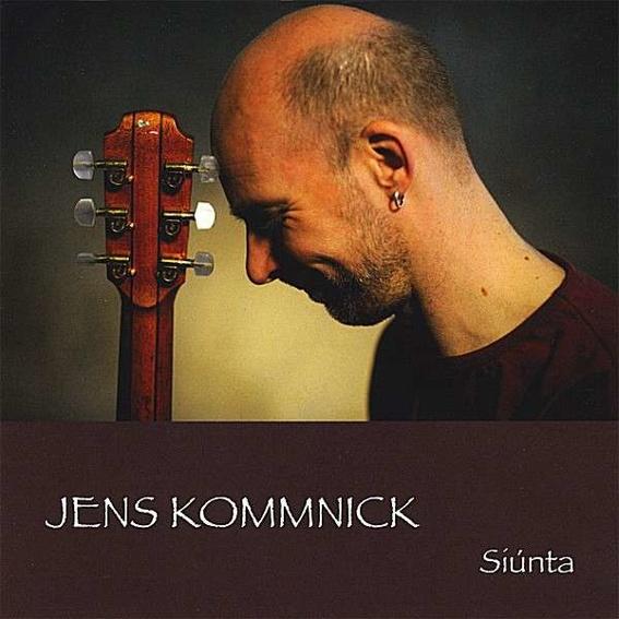 """Jens Kommnick - """"Siúnta"""" / CD / handsigniert"""