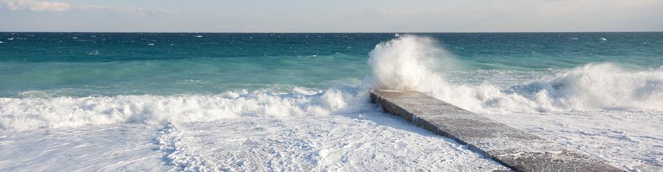 Wasser und Zeit - Fotos von Clemens Molinari