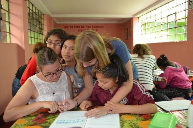 Santa Teresita: ein Rückzugsort für unsere Mädels