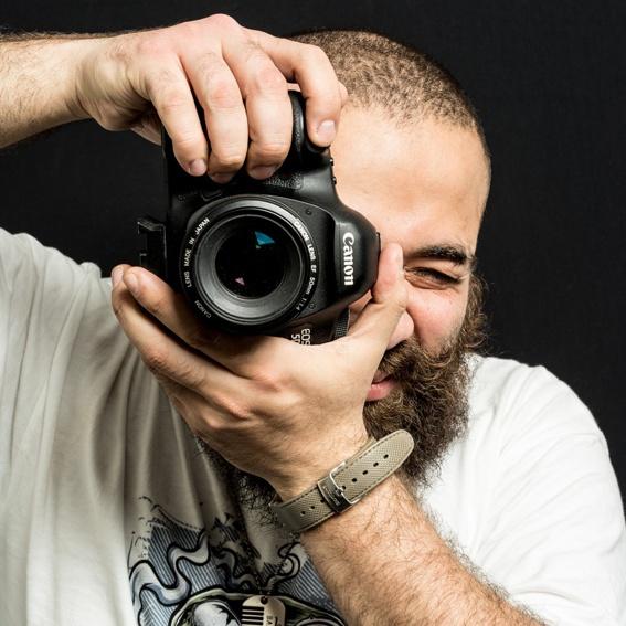 Fotosession mit Firas
