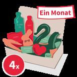 1 Monat Schnupper Retterboxen für Dich