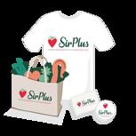 T-Shirt, Jutebeutel, Sticker & Flyer