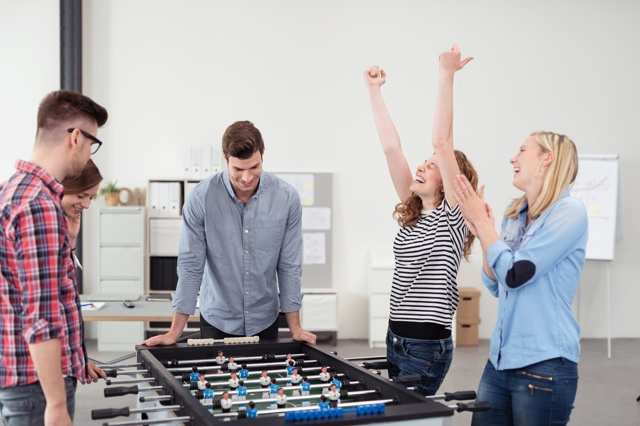 Deutschlands 1. Plattform für Feelgood Management