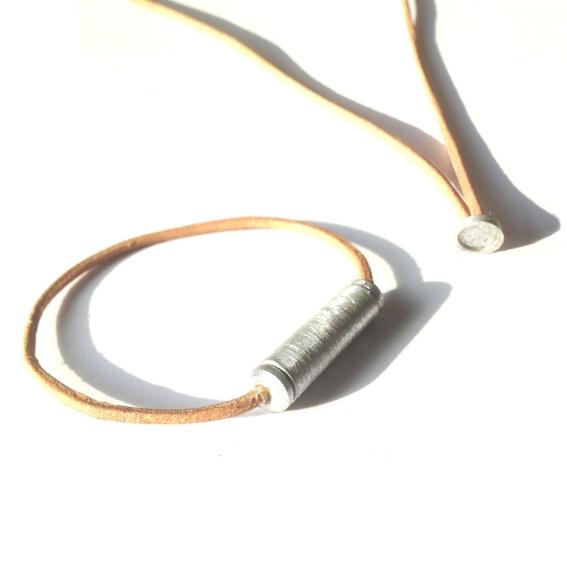 waylet für den Alltag + Halskette