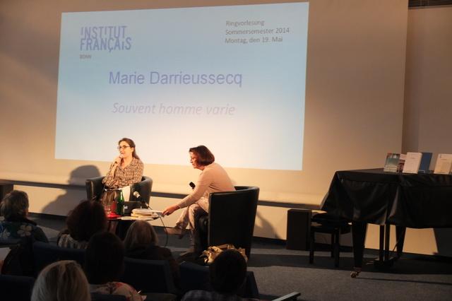 Une médiathèque française pour Bonn