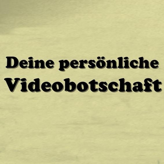 Videobotschaft