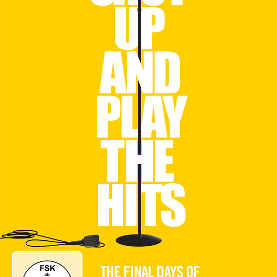 Shut Up And Play The Hits - DVD (Selbstabholer)