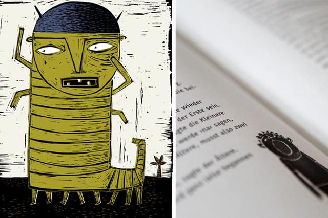 Im Schatten des Baobab – Märchenbuch aus Burkina Faso