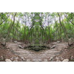 »Heiligtum« - Foto-Grafik